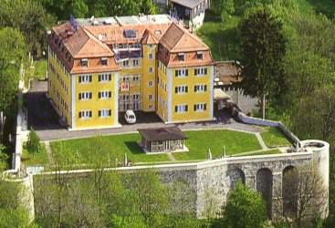 Grafeneck Castle today